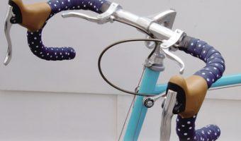 うるさい自転車のブレーキを自分で調整して直してみよう