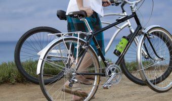 自転車にMUSTなスピーカー。サイクリングに音楽を連れて行こう