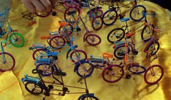自転車の便利グッズを一挙公開!100均のお手頃からマニアックな物まで