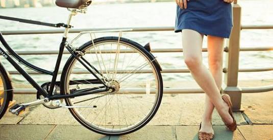 サイクリングが効果的なダイエット手段⁉︎有酸素運動は自転車が最適