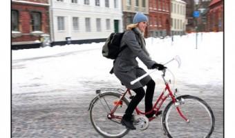 自転車とリュック!おしゃれなリュックでサイクリングライフを
