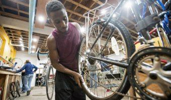 古びた自転車を新車に!オーバーホールで生まれ変わるあなたの愛車