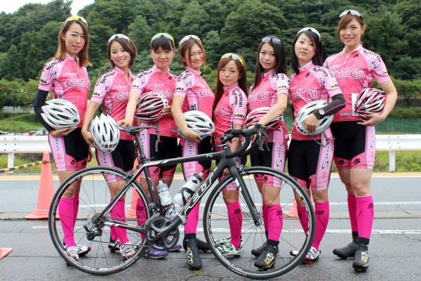 いま話題のかわいすぎる自転車女子集団!ちゃりん娘とは?