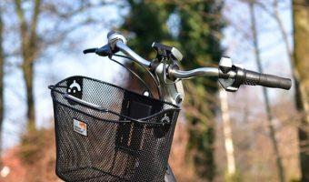 自転車前かごカバーで安心快適!手作りで自分だけの一品を生み出そう