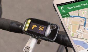 サイクリスト必見のスマホと連動する超便利なナビアイテムが登場!