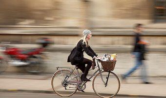 自転車の最高速度はどのくらい?自転車の種類別に調べてみました。