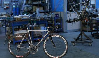 チタン製ロードバイクは「一生もの」?他に類を見ないその特徴に迫る!