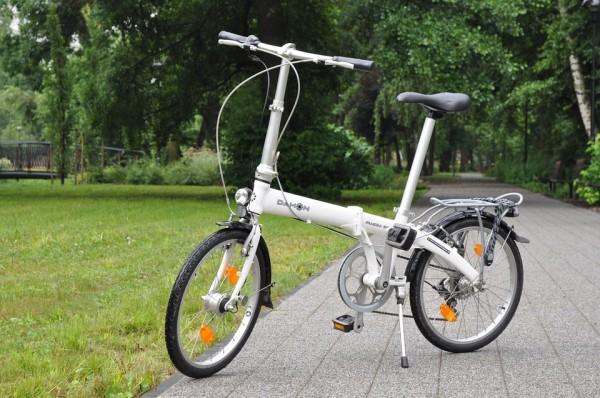 おしゃれな「ハマー(HUMMER)」は、折りたたみ自転車もあります!