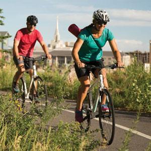 キャノンデールのクロスバイク人気上昇!アルミの技術で業界をリード
