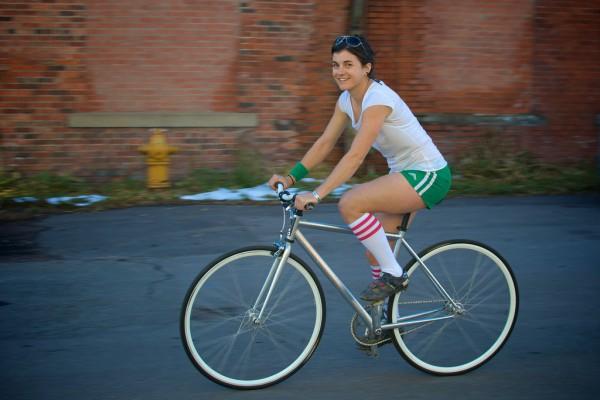 おしゃれな「サイクルウェア 」で、サイクリングがもっと楽しくなる!