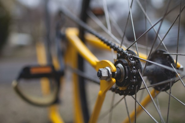 懐かしい自転車の「ハブステップ」。そもそも「ステップ」って何?