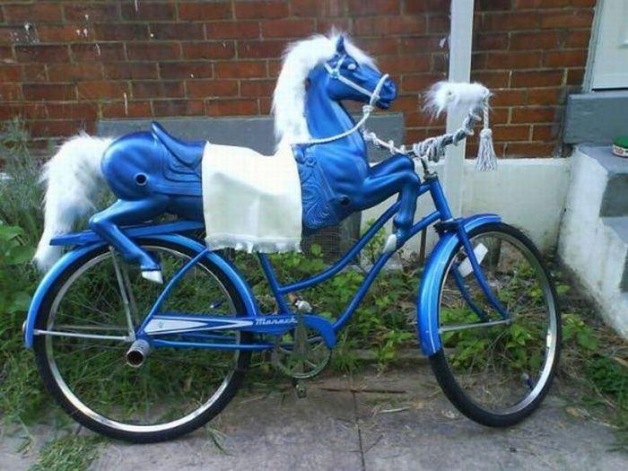 世界の改造自転車がすごすぎる!思いもよらないカスタマイズ集9選。