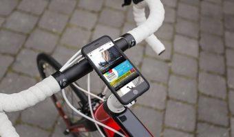 ロードバイクでスマホを徹底活用!おすすめケースとスマホホルダー