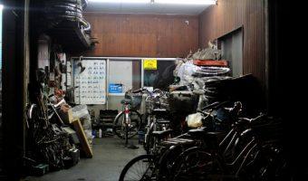 あなたの街にもあったはず!昔の自転車屋さんは儲かる職業だった?