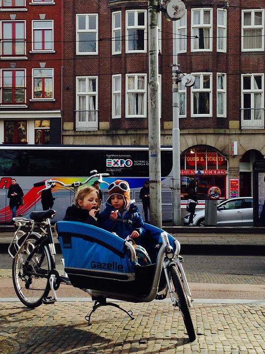 子乗せ自転車の防寒対策!おしゃれで使えるものをご紹介します