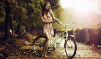 妙にそそられる色気たっぷりの自転車!?だからまたいでみたくなる!
