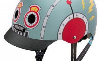 """おしゃれな子供用自転車ヘルメット""""Little Nutty""""に新デザインが登場!"""