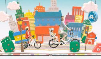 bikeの間にkidsを。bikke(ビッケ)の自転車は家族に合わせたstyleで