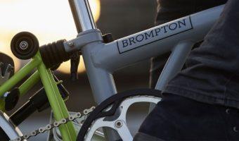 ブロンプトンのパンク修理は難易度高め?後輪の変速機にご注意を。