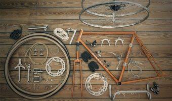 自転車解体写真がベリークール!海外の自転車乗りの間で密かにブーム
