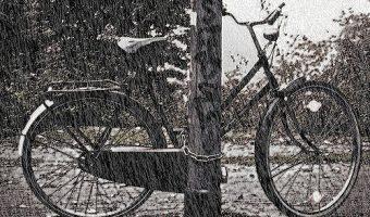 雨の日に自転車に乗るのは危ない!?雨天に自転車に乗らない理由