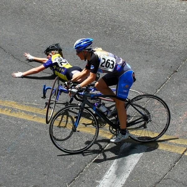 大けがで人生転落!?自転車で絶対にケガをしてはいけない箇所4選!