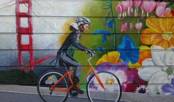 自転車がアートに!?「芸術+自転車」の素晴らしい作品を一挙ご紹介