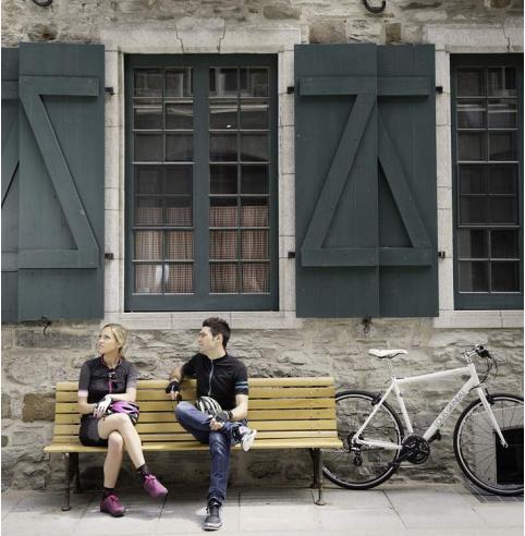 ルイガノのクロスバイクはデザイン重視。女子ウケ抜群のシャッセに大注目!