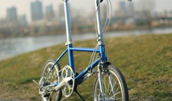 旅する自転車「カワセミ」の開発者に聞く、そのこだわりと広がる夢