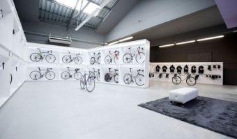 世界のオシャレすぎる自転車屋さんのインテリア・エクステリアデザイン16枚